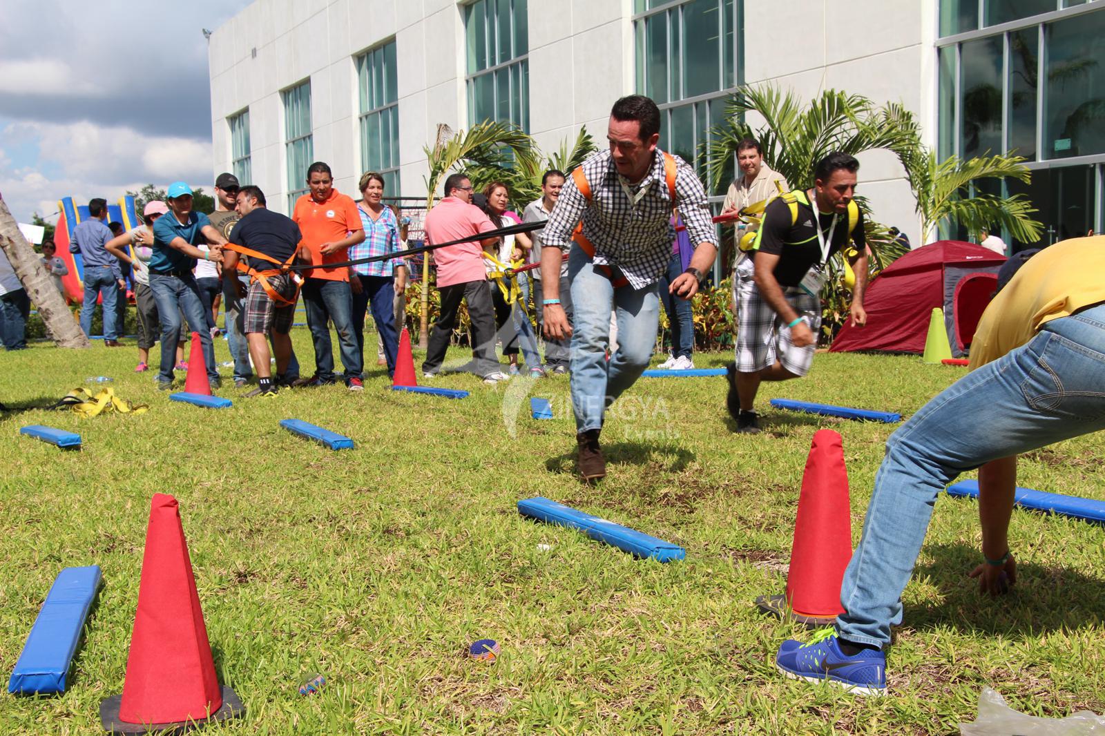 Zinergya Team Building Cancun
