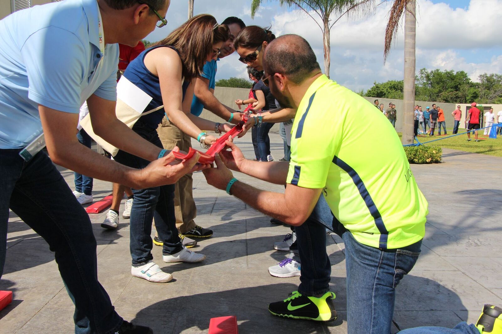 zInergya TeamBuilding Cancun